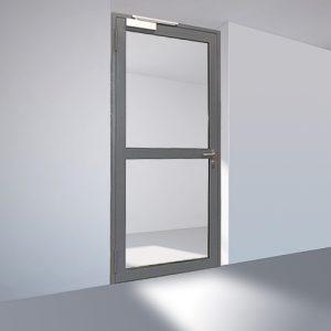 gray room
