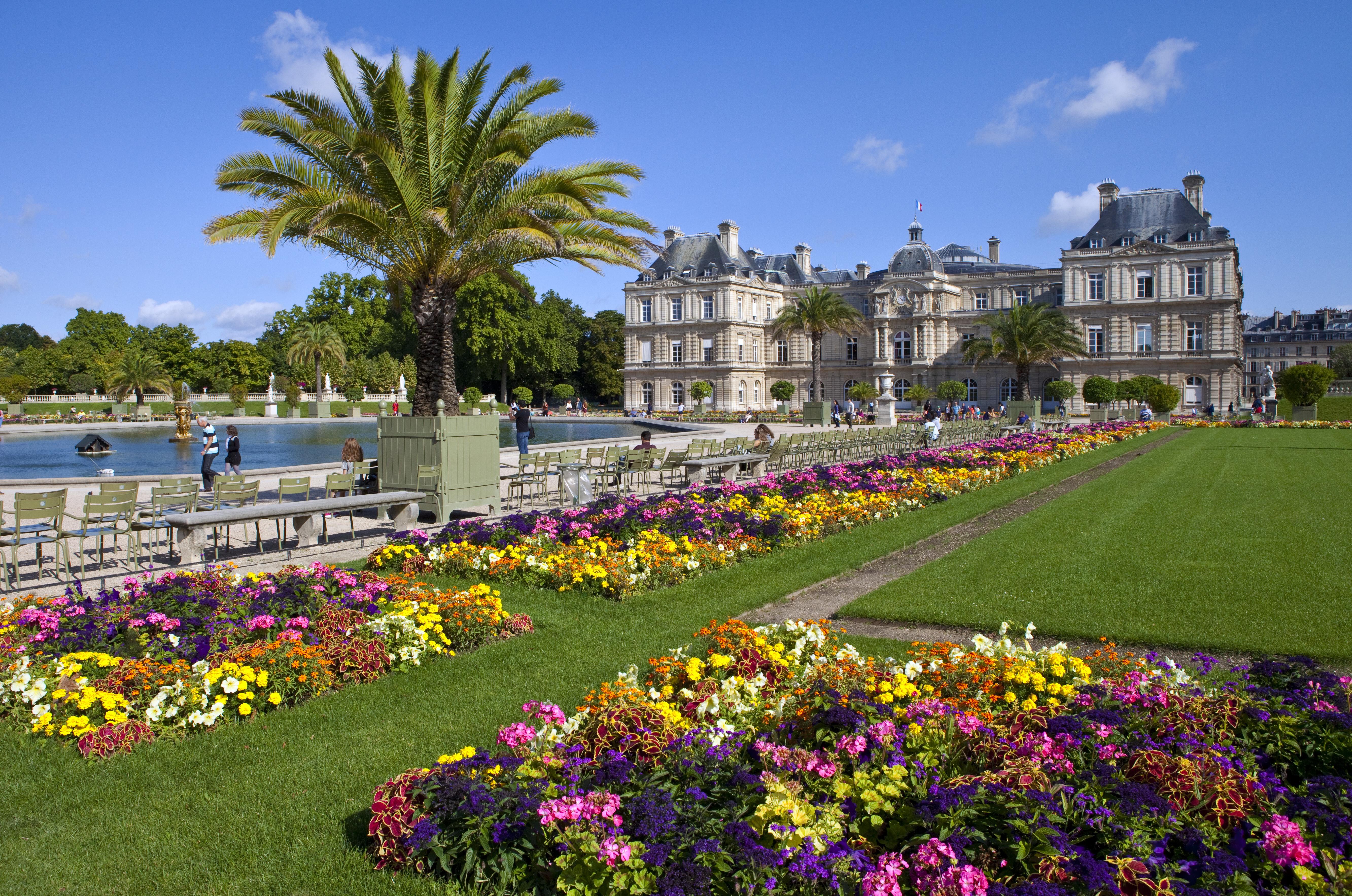Des cloisons et portes coupe-feu pour le Jardin du Luxembourg à Paris