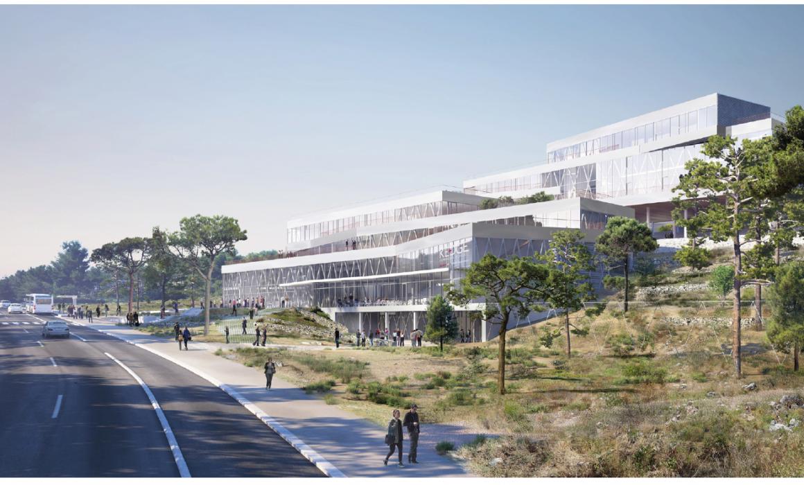 Kedge Business School à Marseille