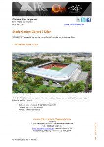 CP Stade Gérard à Dijon