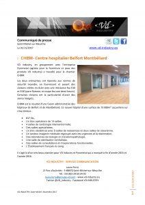 CP Centre Hospitalier Belfort-Montbéliard