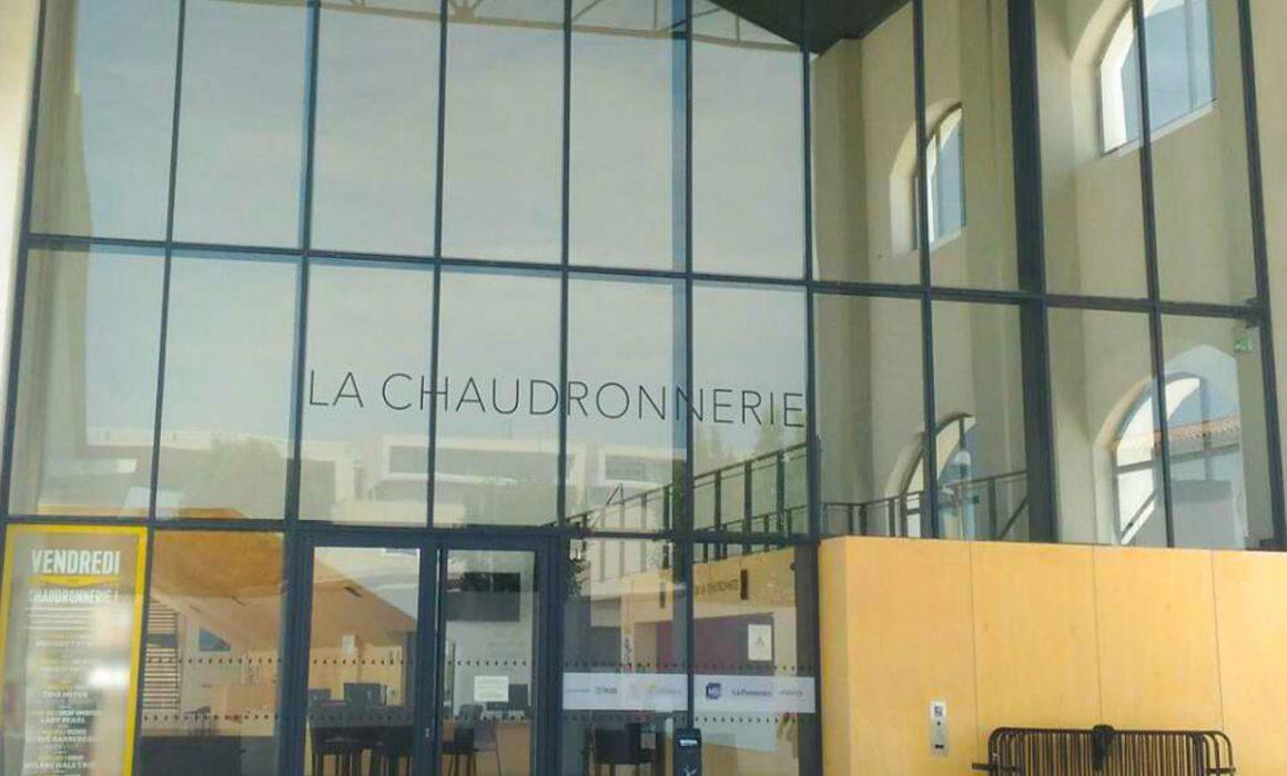 La Chaudronnerie, salle de spectacle à la Ciotat