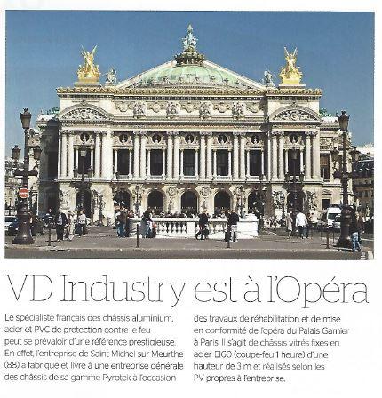 Métalflash - octobre 2017 - opéra garnier