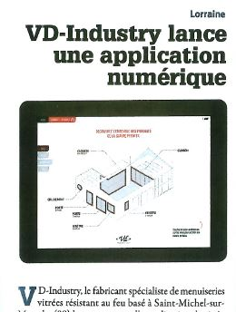 VPM - novembre 2015 - application VD-INDUSTRY