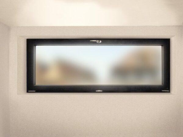 Fenêtre anti-effraction CR3 à soufflet