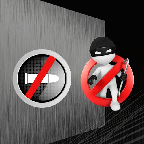 SECURITEK - menuiseries vitrées anti-effraction ou pare-balle